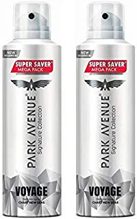 Park Avenue Mega Voyage Deodorant - Pack of 2