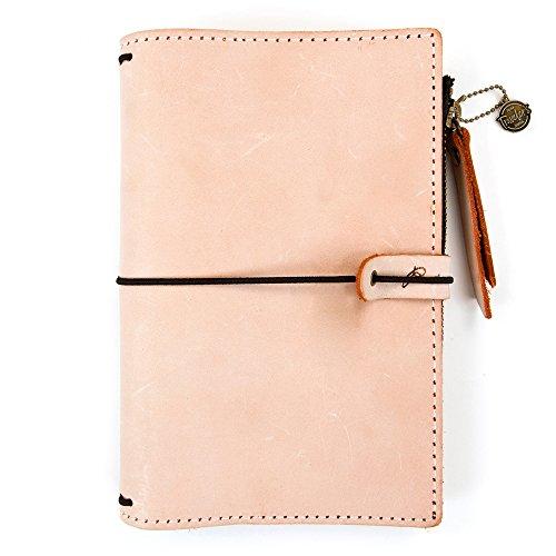 Traveler's Notebook Midori Peach Prima