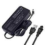 180W AC Charger Fit for Asus ROG GL502VM GL502VSK GL502VT S5V FX503VM FX502VM FX503VM FX503VM-EH73 GL503VD ADP-180MB F ADP-180HB D FA180PM111 Laptop AC Adapter Power Supply Cord
