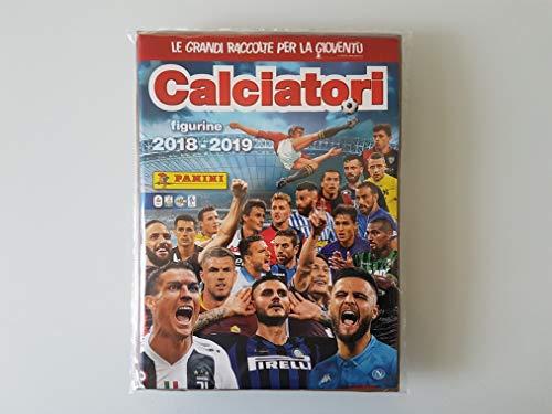 Panini Album Calciatori 2018/19 + Set Completo Figurine da attaccare