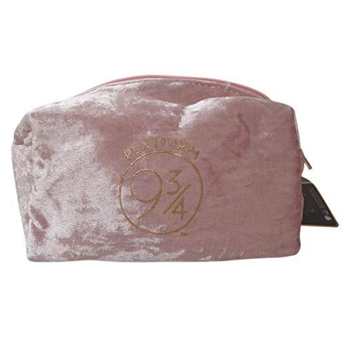 Harry Potter - Neceser (capacidad para 9 3/4 cosméticos), color rosa