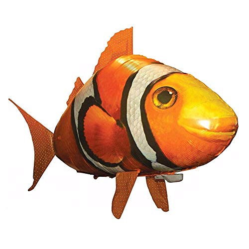 Air Swimmers Remote Control Flying Clown Fish
