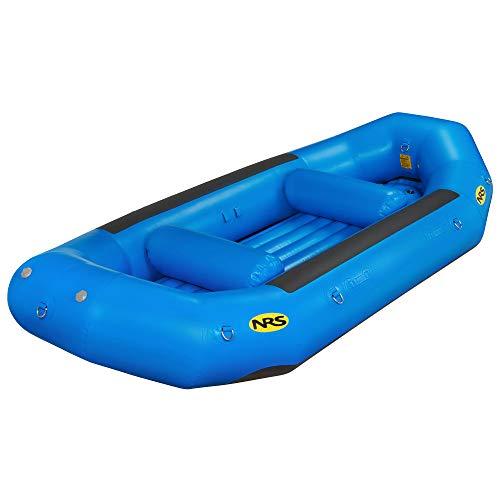 NRS Otter 150 Self-Bailing Raft-Blue