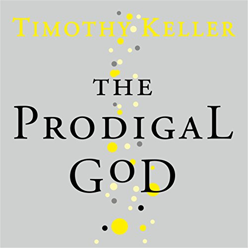 The Prodigal God audiobook cover art