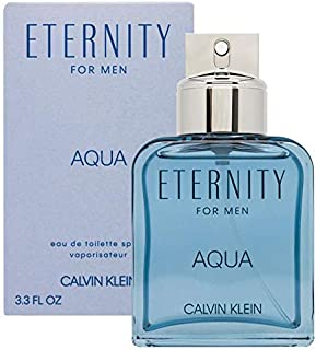 Calvin Klein Perfume - Calvin Klein Eternity Aqua - perfume for men - Eau de Toilette, 100ml