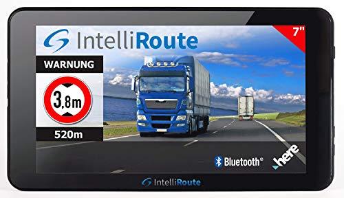 CARGUARD IntelliRoute TR7000 LKW- Navigationssystem