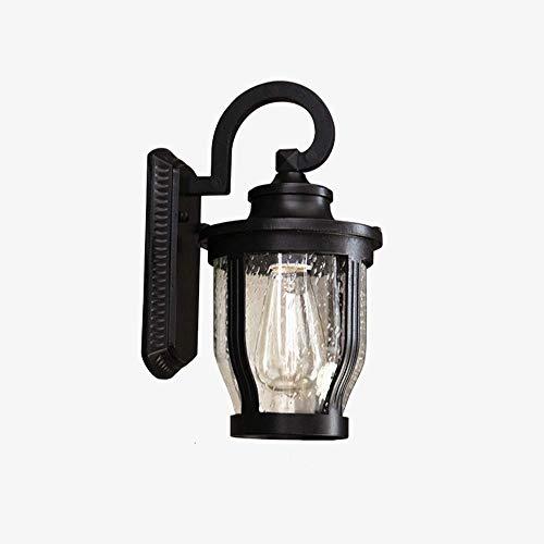 Beautiful Home Lighting / buitenverlichting in de open lucht LED creatieve wandlamp tuin wandlampen balkon licht vintage wandlampen Europese nachttafellamp gang buiten rustieke draad metalen kooi wandlamp