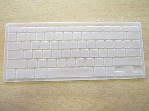 Vervangende Vuil/Spashproof Rubber Membraan Cover voor Draadloze Mini Toetsenbord