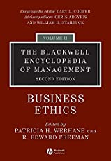 The Blackwell Encyclopedia of Management: Business Ethics