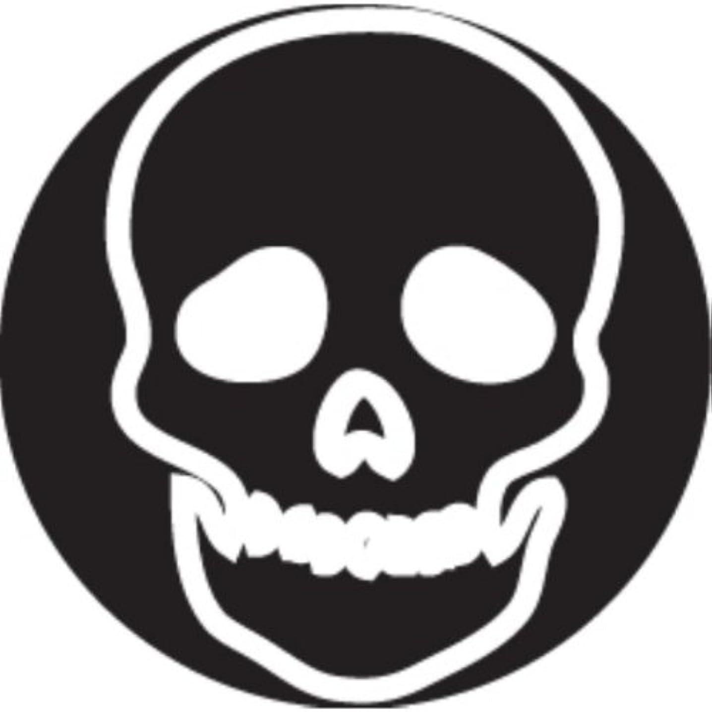 Elite Design Stamp, Skull   PUN-203.27