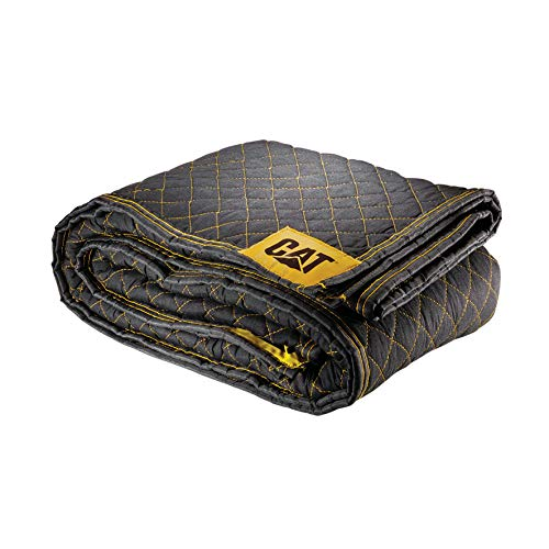 """CAT Non-Woven Utility Padded Protection Moving Blankets 65GSM 80"""" x 72"""""""