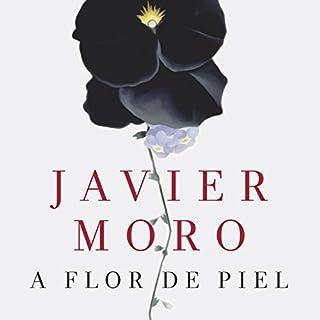 A flor de piel audiobook cover art