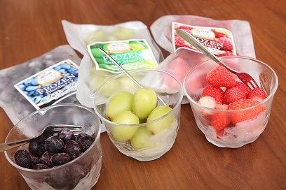 冷凍フルーツの人気おすすめランキング10選【コスパや栄養素にも注目】