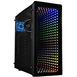 Gaming PC Desktop Computer Infinite Design i5 3.10ghz 2400, 8GB DDR3 Ram, Geforce GT710 2GB Graphic, 1TB HDD, 500w Power, WiFi Ready
