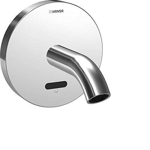 Hansa 41802100 functie eenheid Public ELEKTR.41802100 voor wastafel elektronische batterij, 120 mm, verchroomd