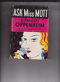 Hardcover Ask Miss Mott Book