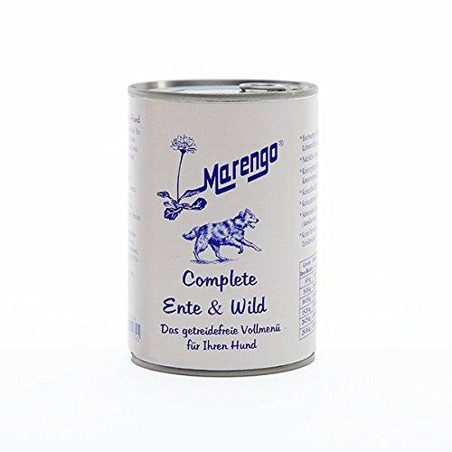 Marengo Dose Complete Ente & Wild, 1er Pack (1 x 400 g)