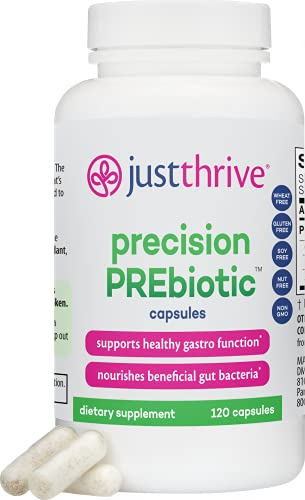 Just Thrive: Precision PREbiotic Capsules -...