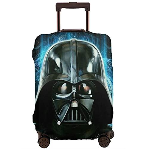 Darth Vader Baby Yoda Star The Wars Mandalorian - Funda protectora para equipaje de viaje con cremallera lavable