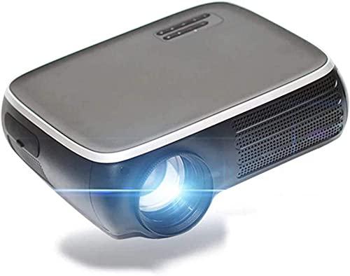 TV Full HD 1080P Proyector 4K 7000 lúmenes Cine Android WiFi Airplay HDMI VGA AV USB con Regalo