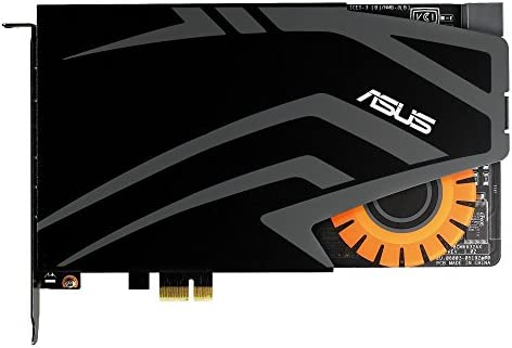 Asus Strix Soar Interne Gaming Soundkarte Computer Zubehör