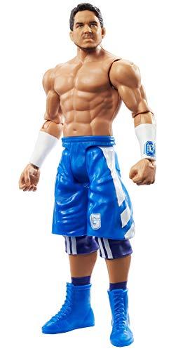 WWE GLB13 - Action Figur (15 cm) Chad Gable, Spielzeug Actionfigur ab 6 Jahren