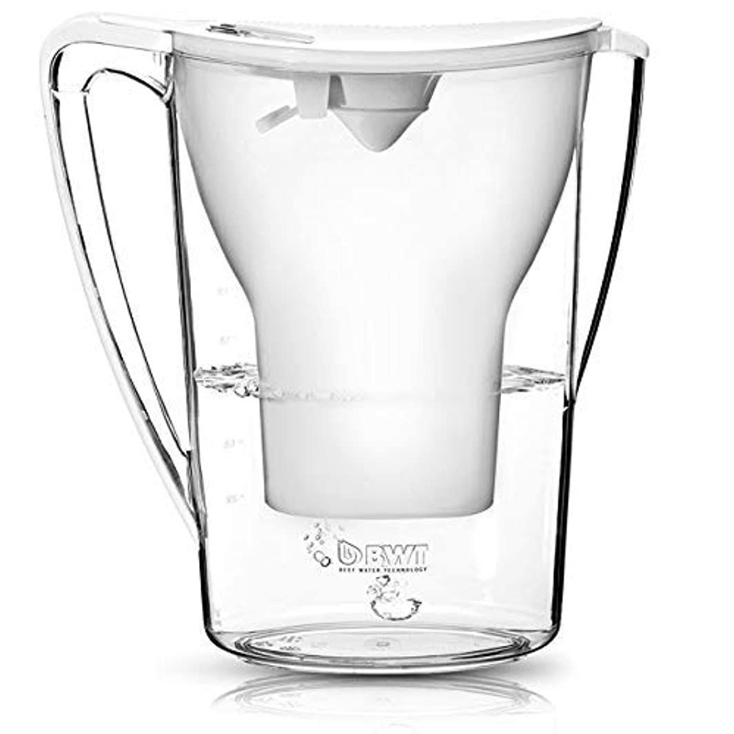 BWT Award Winning Austrian Quality Water Filter Pitcher, Patented Magnesium Technology for Superior Filtration and Taste