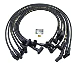 Taylor Cable 51006 Spark Plug Wire , Black