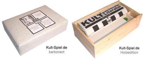Kult-Spiel deutschsprachige Literatur: Das Literaturspiel in der Weinkiste - 2