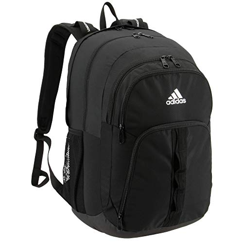 adidas Prime Backpack, Black/White, One Size