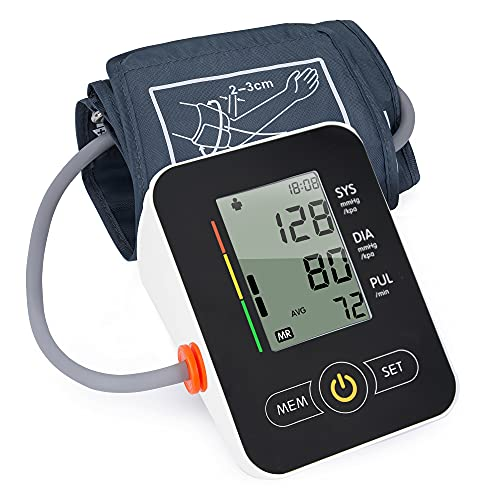 Blood Pressure Cuffs for Home Use - Portable Blood Pressure Monitor Upper...