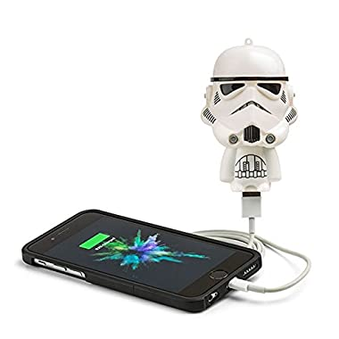 Star Wars MIGHTY MINIS Micro Boost USB Charger - STORMTROOPER