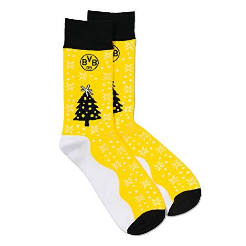 Borussia Dortmund .- BVB Winter-Socken Gr. 35-38