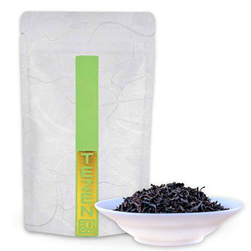 Schwarzer Tee aus Assam Bukhial (FTGFOP1) Indien   Hochwertiger Assam Schwarztee   Premium Loser Tee aus Assam 100 g