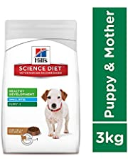 Hill's Science Diet Puppy Healthy Development Small Bites Lamb Meal and Rice Dry Dog Food, 3 kg