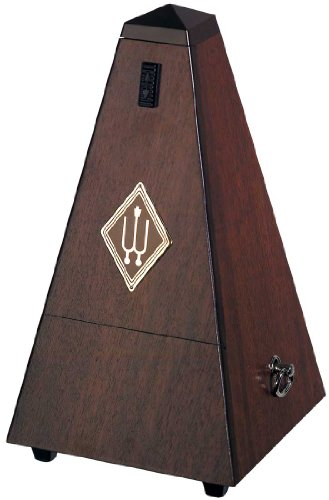 Wittner 804 M - Metrónomo (madera de nogal)