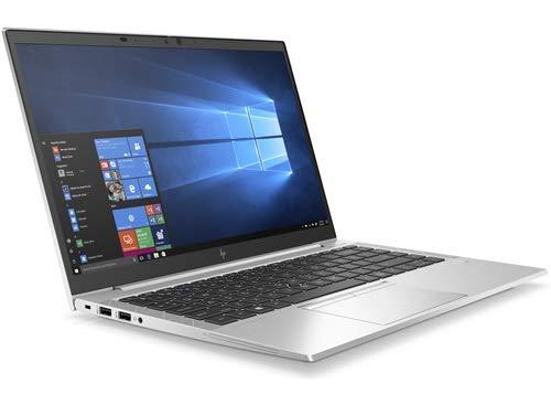 Hp EliteBook 840 G7 - Ordenador portátil de 14 pulgadas (Intel i5, SSD 256 GB + RAM de 8 GB, S.O. Windows 10 Pro)