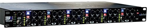 ART HeadAmp6 Pro 6 Channel Professional Headphone Amplifier With EQ