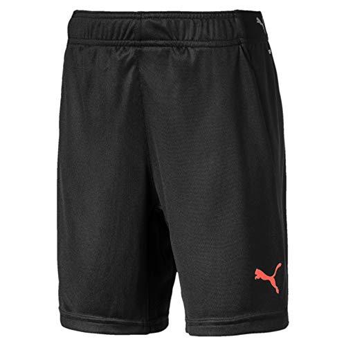 PUMA Jungen Shorts ftblNXT, Puma Black, 152, 656434
