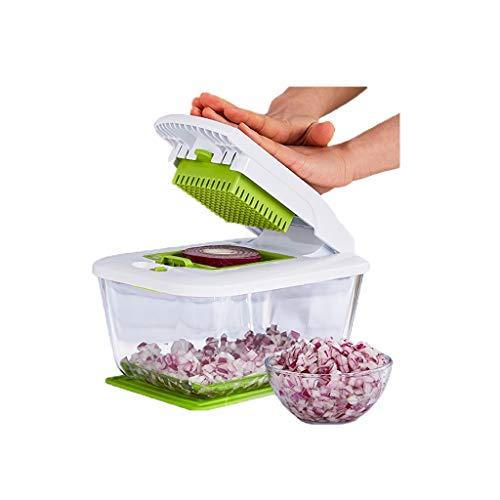 Zesteurs Râpe fruits râpe légumes Cutter multifonction trancheuse râpe Combinaison outil de cuisine en verre Boîte de rangement