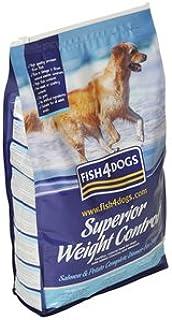 フィッシュ4ドッグ(Fish 4 Dogs) スーペリア ウェイトコントロール(体重管理) 12kg(6kg×2P)