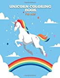 Unicorn coloring book for kids: Paperback, Magical Unicorn Page To Color, for kids age 4-8,Preschool, Kindergarten, Kids Boys & Girls