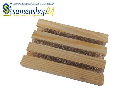 Samenshop24® Käferstopp Fangbrett für adulte Dickmaulrüssler 2 Stück