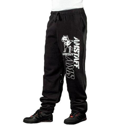 Amstaff Herren Jogginghosen MATA schwarz XL