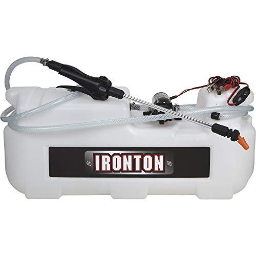 Ironton ATV Spot Sprayer - 8-Gallon Capacity, 1 GPM, 12 Volt