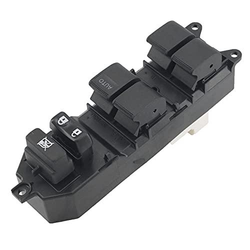 GLLXPZ Interruptor de La Botonera Elevalunas, para Toyota Corolla Auris Yaris, Electrónico Panel Interruptor de Botón