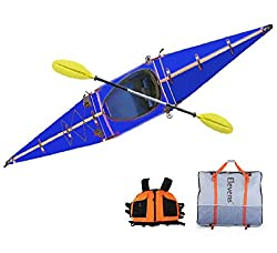 Elevens Cruise Plus Foldable and Portable Kayak