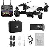 SMRC S20 6 Axes gyroscopique Mini Drone GPS avec caméra Grand Angle 1080P 2.4G Altitude Hold RC Quadcopter Portable RC Modèle