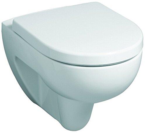 Keramag Renova Nr. 1 Wand-WC mit Spülrand, weiß, Tiefspül-WC