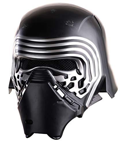 Rubie's, maschera adulto da Kylo Ren ufficiale Star Wars, taglia unica, colore: nero